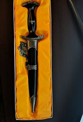 New German Dagger With Scabbard Eagle