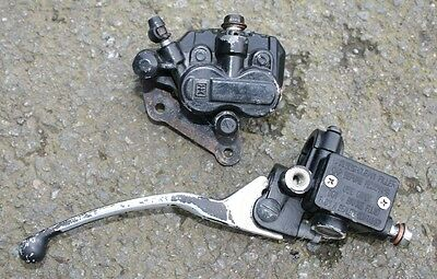 Piaggio Fly 125 Fly125 2010 10 Front Brake Master Cylinder Front Brake Caliper