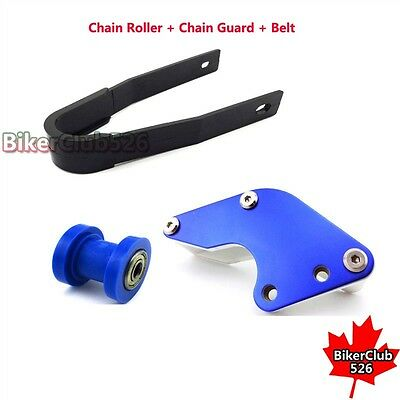 Chain Silder 8mm Blue Chain Roller Chain Guard For 50cc-160cc Chinese Pit Bike