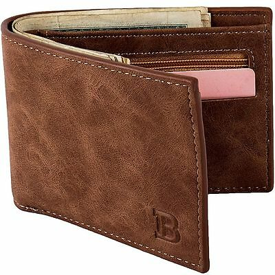 Coin Bag Business Luxury Wallet Men's Card Holder Zipper