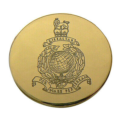 Royal Marines Blazer Button
