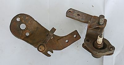 2-LOT WICO MAGNETO BRACKET Hit and Miss Old Gas Engine Nelson Brothers Sattley