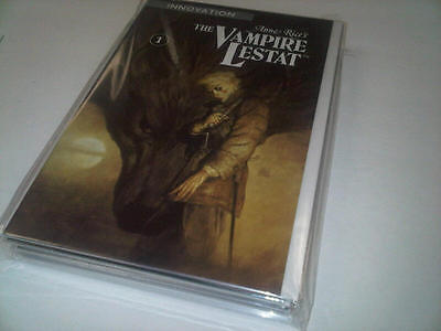 Vampire Lestat  1 to 12 VF NM complete set ANNE RICE COMPLETE STORY