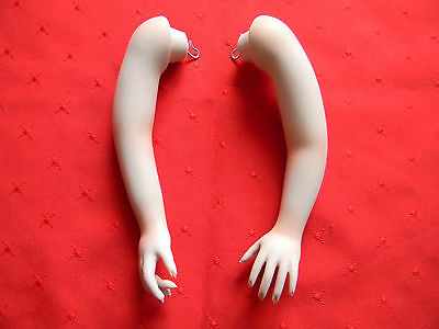 Porcelain Doll Replacement Set of Left & Right Arms