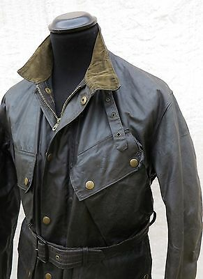 Vintage Barbour 1940's Barbour International Wax Jacket 1950's Barbour Suit Wax