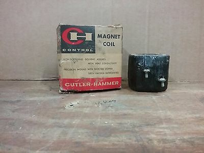 Cutler Hammer 9-591-5 Coil **New Old Stock**