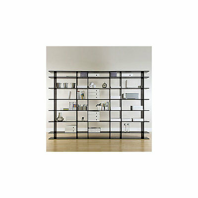9' Wide Classic Office Shelf by Smart Furniture - 0609f019
