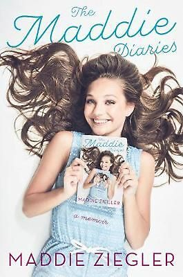 The Maddie Diaries by Maddie Ziegler Paperback Book