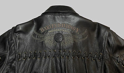 Harley Davidson Limited Edition Southwest Leather Jacket Mens Xl *very Nice*  88