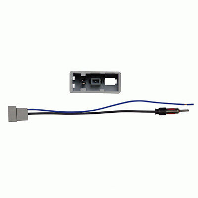 Metra 40-NI12 Aftermarket Radio Antenna Adapter for 2007-Up Nissan Vehicles