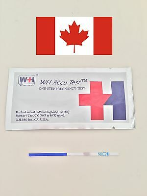 Ovulation tests + free pregnancy test -- Very fast delivery