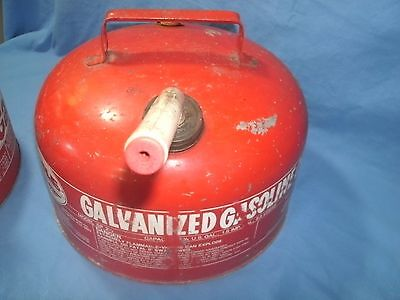 Eagle Vintage Gas Can