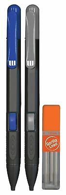 Write Dudes 1.8mm Mechanical Pencil with Refill 2 Count (CNN45) NEW
