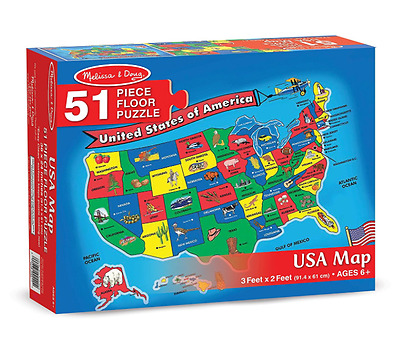 Map Puzzles For Kids Usa Puzzle Us Floor United States Best - Puzzle-us-map
