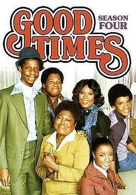Good Times - The Complete Fourth Season (DVD, 2014, 2-Disc Set)NEW SEALED