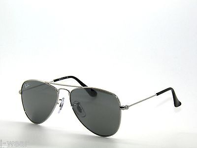 RAY BAN kids sunglasses RJ 9506S SILVER/MIRROR 9506 JUNIOR AVIATORS 212/6G JR