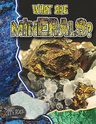 What Are Minerals? (Let's Rock!) by Hyde, Natalie
