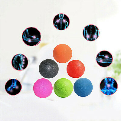 Lacrosse Ball Mobility Myofascial Trigger Point Release Body MassageBall NT