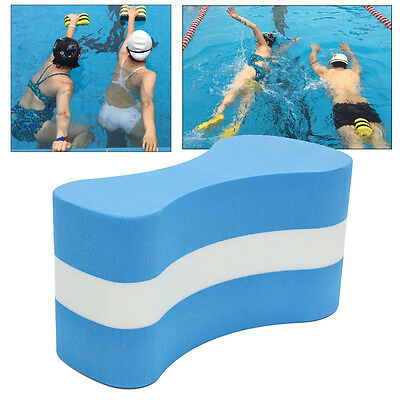 New Foam Pull Buoy Float Kickboard Kids Adults Pool Swimming Safety Aid Training