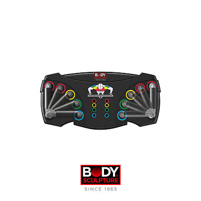 Body Sculpture BB6361 Multi Position Core Push Up Balance Board (with DVD)