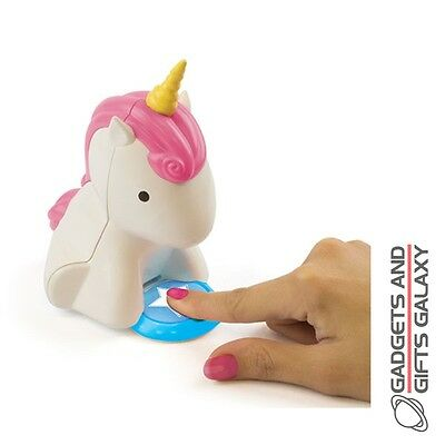 MAGICAL UNICORN LITTLE FINGER NAIL DRYER BEAUTY ACCESSORY Gadgets gifts & games