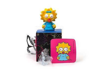 Kidrobot The Simpsons Series 1 MAGGIE 1/24  Matt Groening