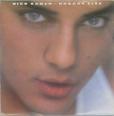 Nick Kamen  Nobody else