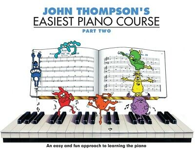John Thompson's Easiest Piano Course - Part 2 / Two    (Book only) - WM000187