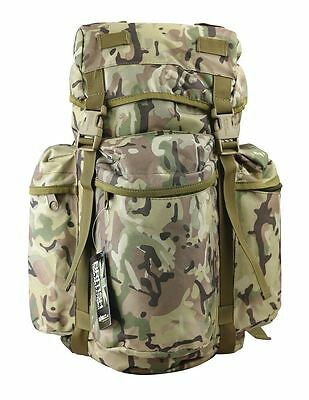 Kombat Rucksack Military 30/60 Litre Bergen Army Travel Cadet Backpack