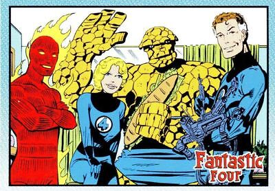 Fantastic Four Archives SINGLE PROMO CARD P2 Marvel Rittenhouse