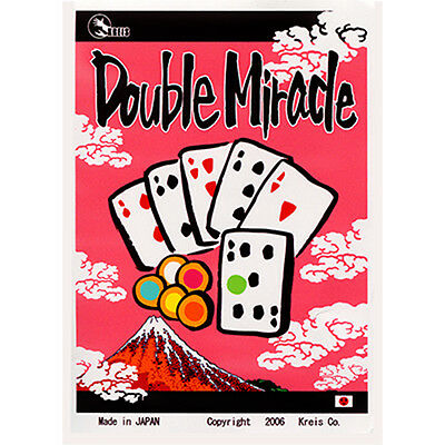 Double Miracle by Kreis Magic - Close-Up Magic - Giochi di Magia