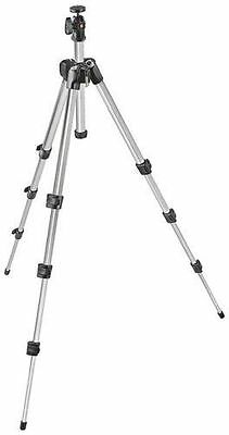 Manfrotto MK393S-PD Short Photo Kit with Aluminum Tripod with Ball Head
