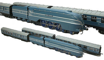 "Hornby R2788 ""CORONATION SCOT"" TRAIN PACK Ltd Ed, Certificate No.2000 of 2000"