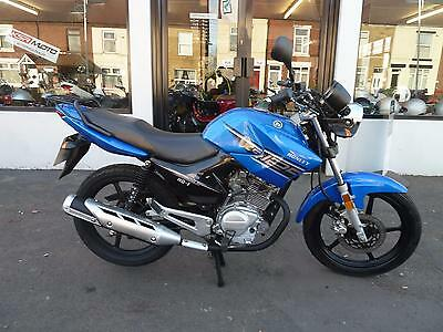Honley Motorcycle 125cc Commuter ZSF
