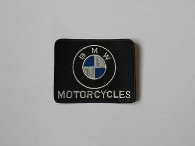 Patch écusson BMW motorcycles Neuf