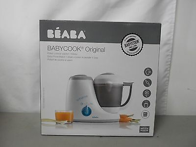 BEABA Babycook 4 in 1 Steam Cooker and Blender - Peacock