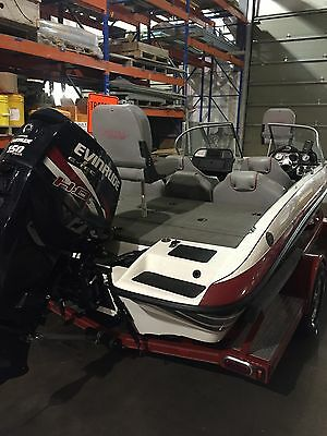 20' charger bass boats 2012