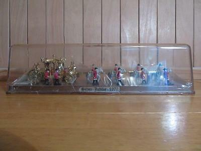 1977 Queens silver jubilee State coach model unopened  Crescent toys FREE UK P&P