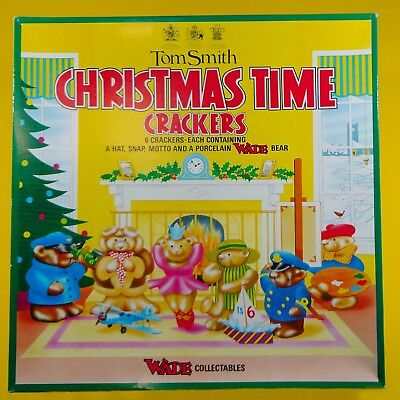 Wade Whimsies (1996/97) Tom Smith - Set #16 Christmas Time - Box Packaging ONLY
