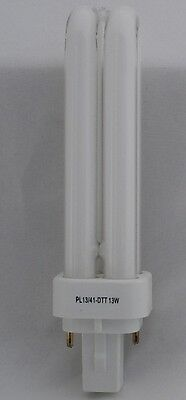Westinghouse 37159 13W 4 Pin Double Compact Fluorescent Bulb 82 CRI 3500K G24q-1