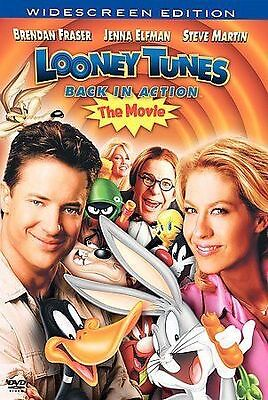 Looney Tunes - Back in Action (DVD, 2004, Widescreen)NEW SEALED FREE USA SHIPPIN