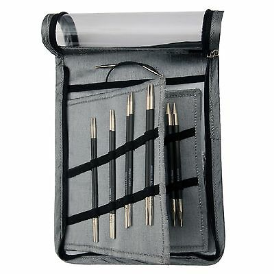 KnitPro Karbonz 'Starter' Interchangeable Needle Set