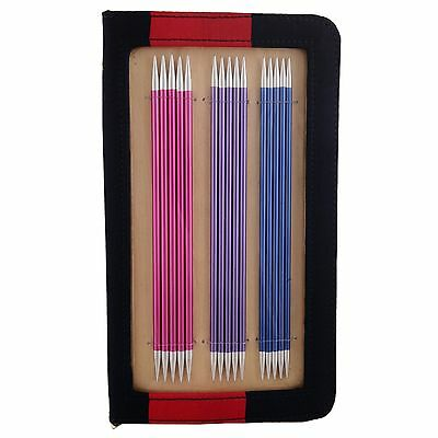 KnitPro Zing 20cm Double Pointed Needle Set