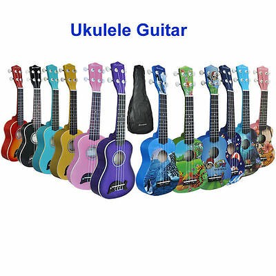 21inch Ukulele  Basswood body Nato neck Kids Guitar Soprano Heavy Duty