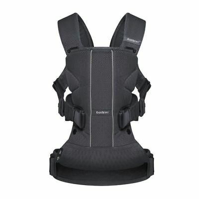 Baby Bjorn Baby Carrier One Air (Anthracite) (BabyBjorn) Free Shipping!