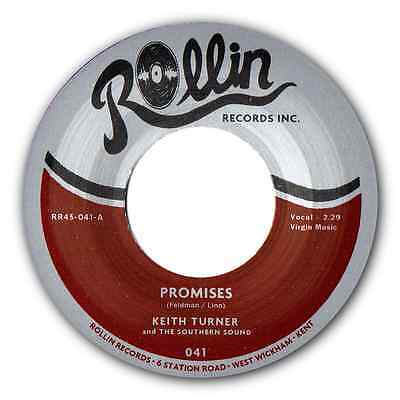 "Keith Turner & Southern Sound- ""promises"" - Fantastic Rockabilly - Hear Both"