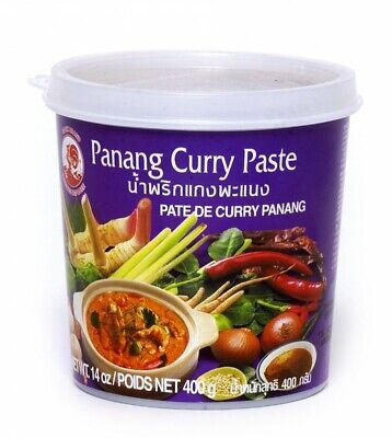 (5,98€/1kg) [ 400g ] COCK Panang Currypaste / Panang Curry Paste