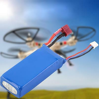 2000mAH 7.4V 25C LiPo Rechargeable Battery for SYMA X8C RC Drone Airplanes OX