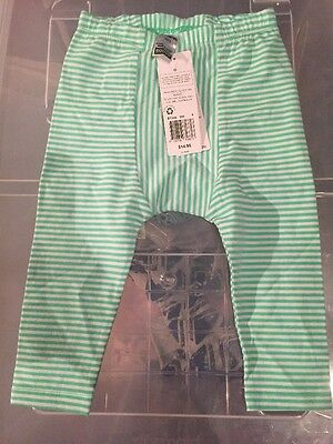 BABY BONDS COTTON STRETCHIES LEGGING PANTS BNWT Sz 0
