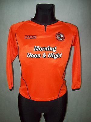 Dundee United 2004 2006 L/S SB TFG Home Shirt jersey rare V.Good Condition